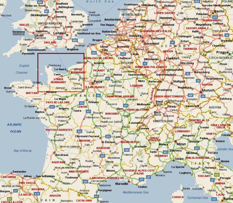 Carte De La France Et Allemagne   My blog